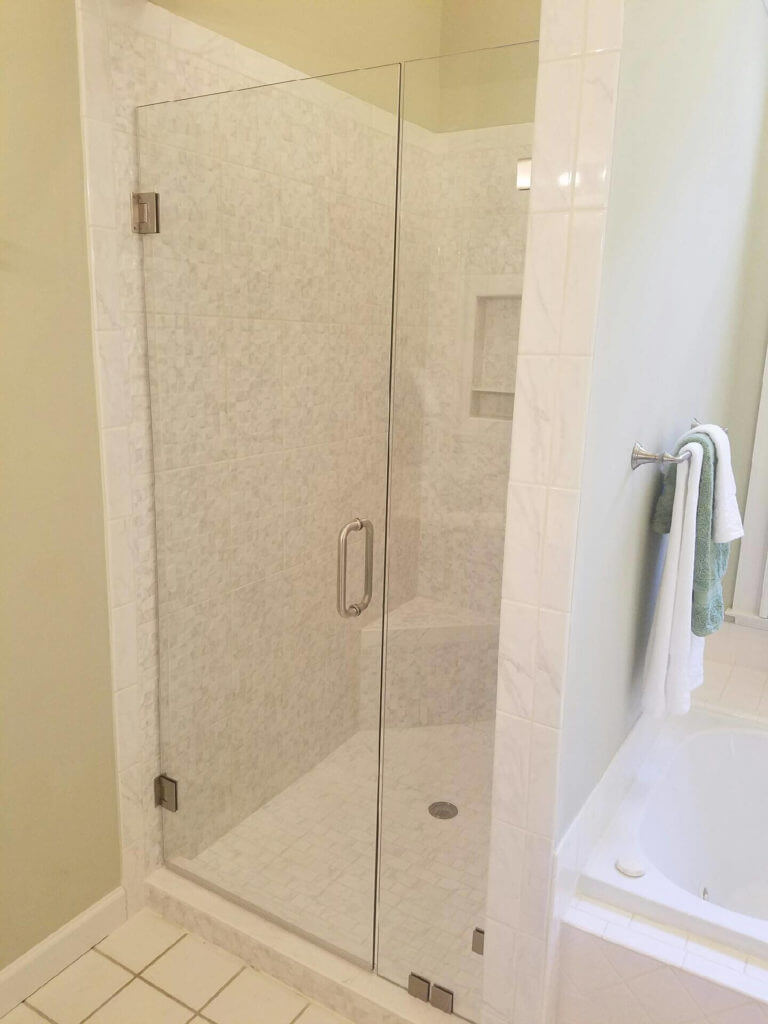 Custom Framed Shower Doors