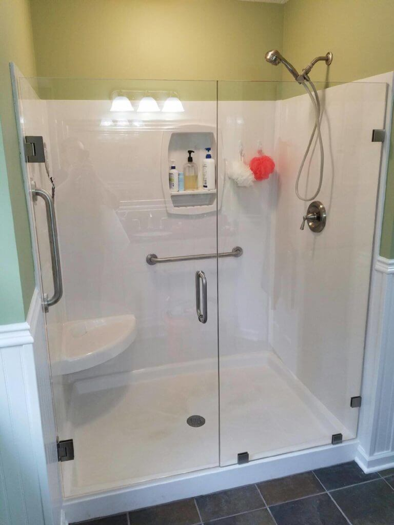 Shower Glass Repair Services