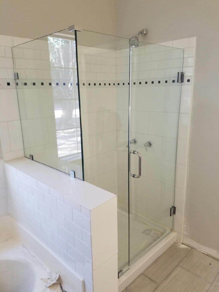 Shower Glass Installation & Repair Service