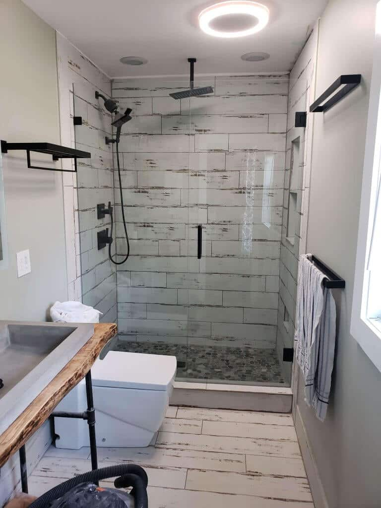 Frameless Glass Showers Company